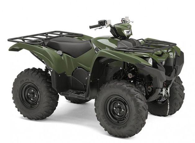 ATV / Yamaha / GRIZZLY 700 EPS Green '20 - 11.290 €