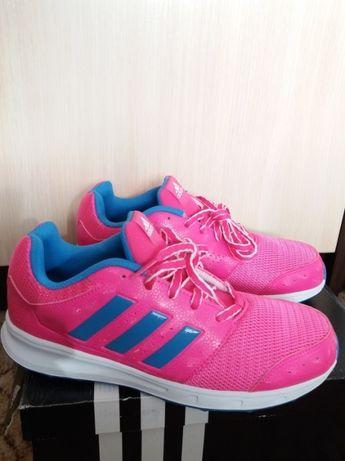 ADIDAS чисто нови оригинални дамски маратонки - номер 38,5