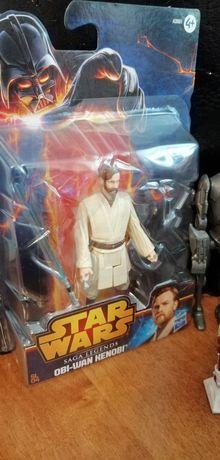 Figurine Star Wars - Vader, Obi-Wan, Yoda