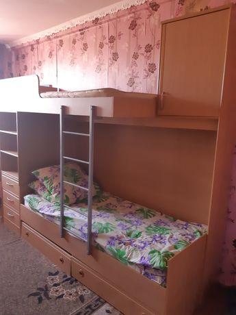 двухъярусная кровать 60000тг