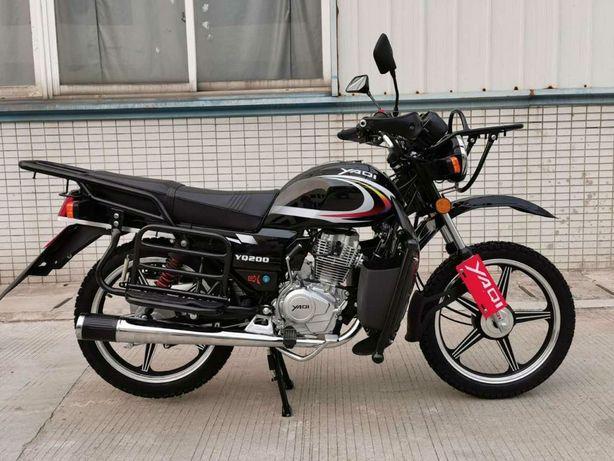Новые мотоциклы для степи