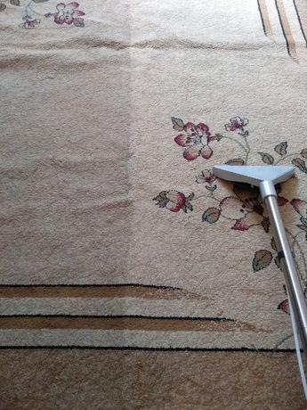 Чистка ковров на дому с выездом Чистка + Дезинфекция + Ароматизация