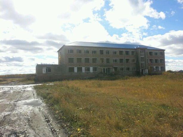 Продам здание 1700 кВ.м +цоколь.