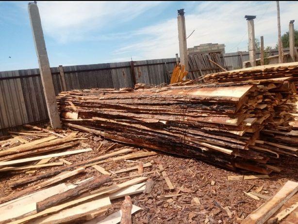Продам горбыль дровяной