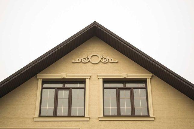Термопанели, фасадные панели под травертин из пенопласта