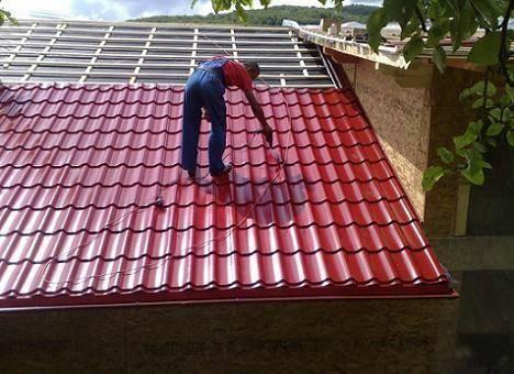 Vopsitori acoperișuri montaj acoperișuri dulgheri