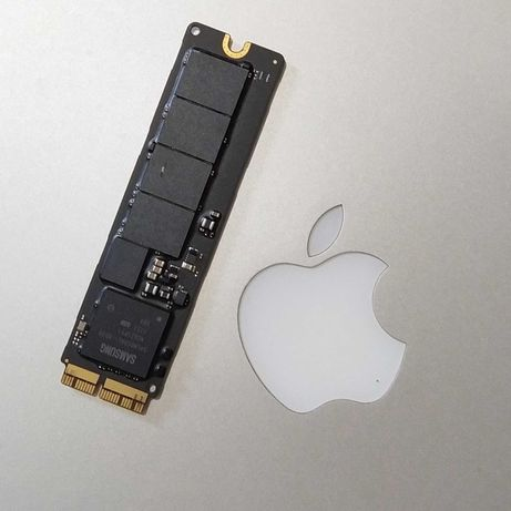 Apple SSD 128 GB — Жёсткий диск MacBook Air, Pro с 2012 до 2015 годов