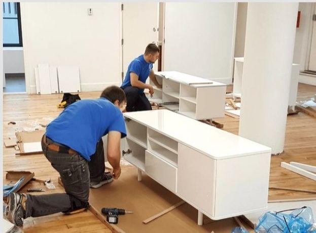 Мебельщик,сборка,разборка, переезды квартиры и офиса, не дорого