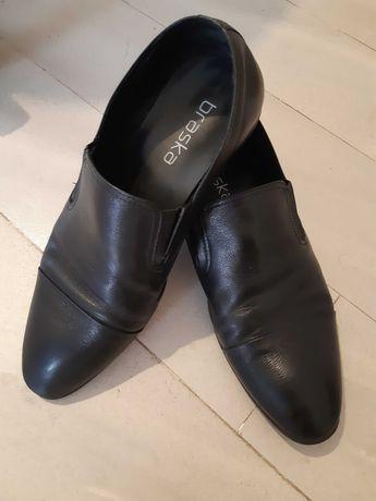 Туфли Braska кожаные мужские