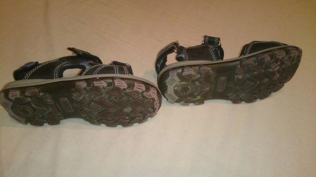 Детские сандалии LOCI производство Финляндия