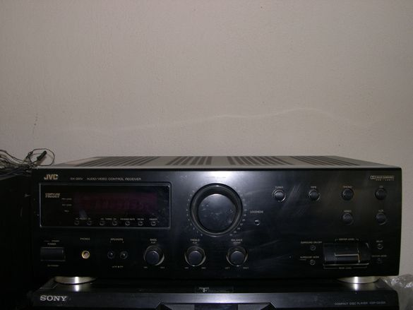 Receiver JVC RX320VBK