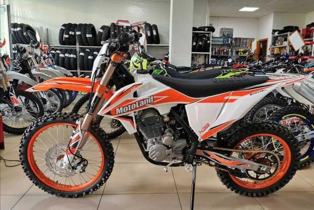 Мотоцикл Motoland SX250 21/18