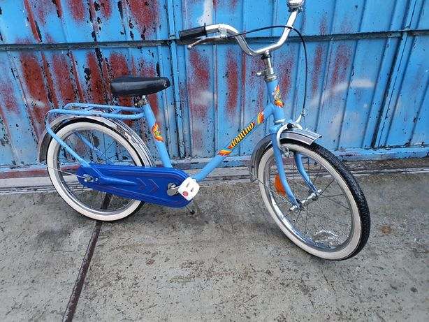 Bucicleta copii Domino roti 18 inch