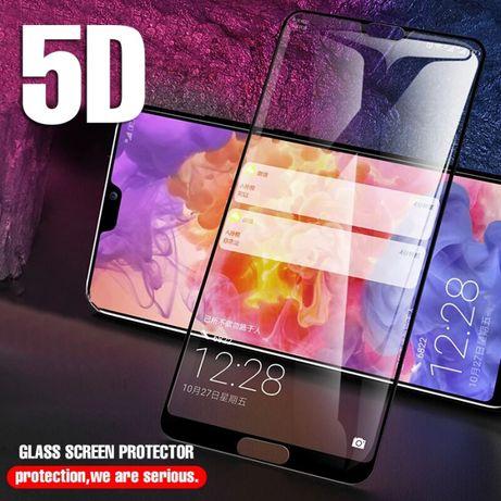 Folie sticla securizat 5D - Full Glue Huawei P20 / P20 Lite / P20 Pro