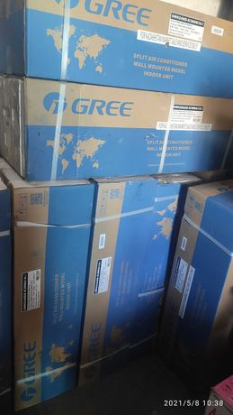 Внутренние блоки кондиционера Gree 24 (новыe, в коробке)