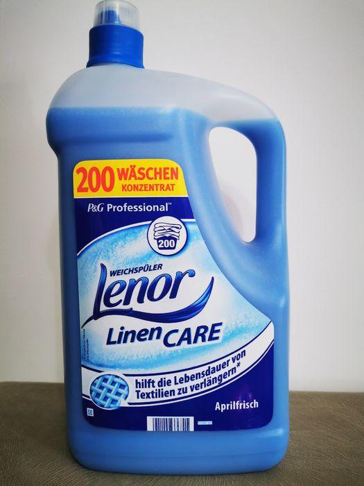 Balsam Lenor Linen Care 5 litri