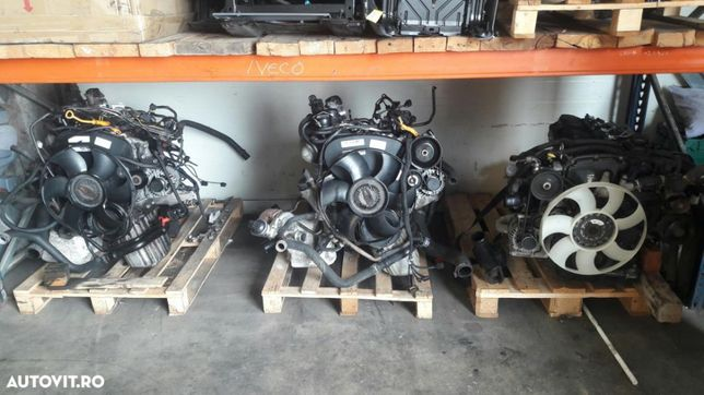 Motor vw crafter  euro 5