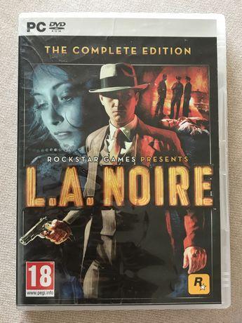 L.A. NOIRE PC DVD rom игра