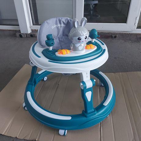 Детские ходунки от 7800тг. Ходунки с гелиевыми колесами