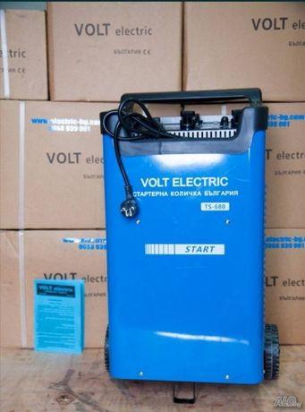 Стартерна и зарядна количка CD 680 Volt Electric