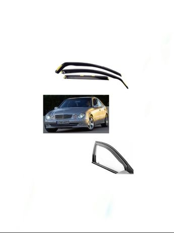 Ветробрани Mercedes E class W211 (2002-2009)- 4/5 врати-  (4бр.)