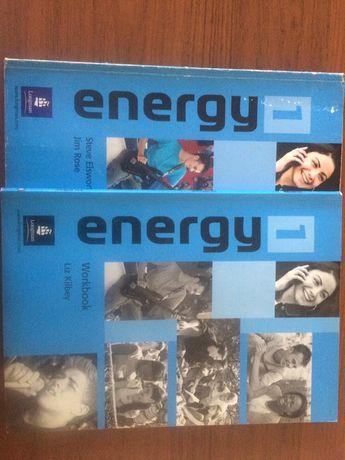Продам книги по английскому языку Энерджи