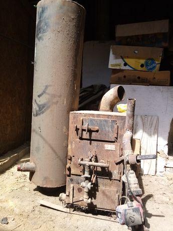 Газовая печь медеу в отличном состоянии