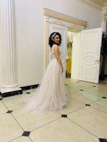 Свадебное платье/Платье на узату/трансформер
