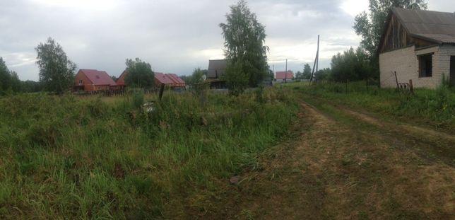 Участкок в Боровом под индивидуальное строительство