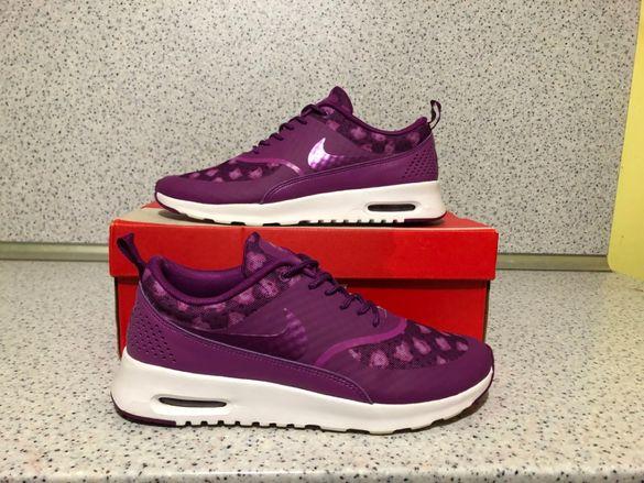 ОРИГИНАЛНИ *** Nike Air Max Thea Print / Bold Berry / Flash Glow / Bl