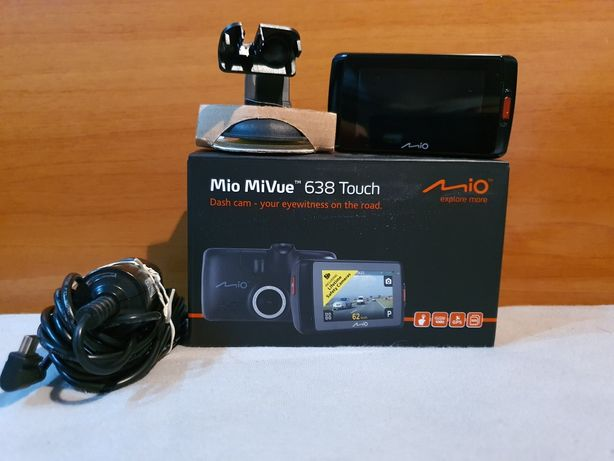 Camera  Mio 638 touch