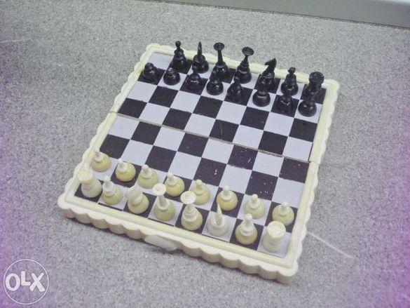 Стар магнитен шах