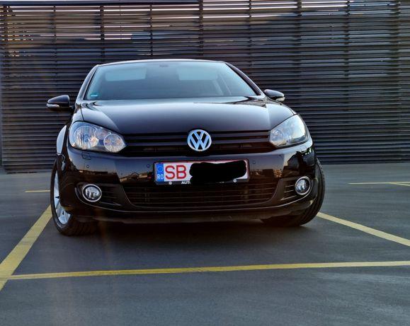 VW Golf 6 MATCH/ 105 cp/Euro 5/Benzină/Impecabil