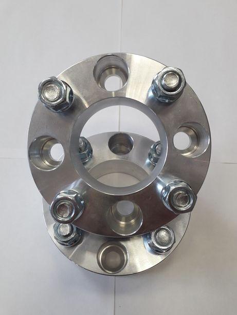 Distantiere Roti ATV LINHAI 400-500 4/110x 38 mm Silver