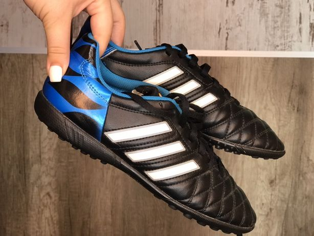 Ghete fotbal Adidas 38 2/3 (24,5cm)