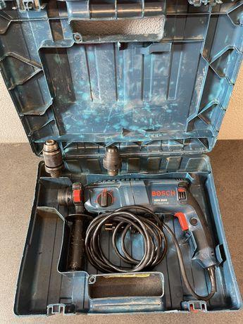Bosch gbh 2600 rotopercutor sds plus bormasina hilti bosch montaj gaur