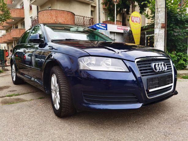 Audi a3 facelift euro5