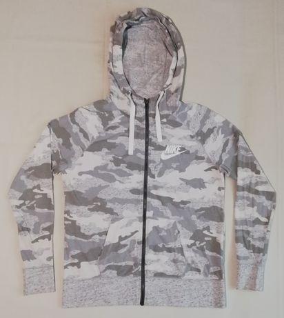 Nike Camouflage Hoodie оригинално горнище M Найк камуфлаж спорт суичър