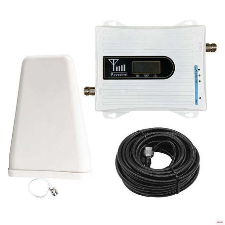 4G 3G 2G Усилитель сигнала сотовой связи и интернета