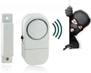Аларма за врати и прозорци 3 + 1 ПОДАРЪК аларма против крадци