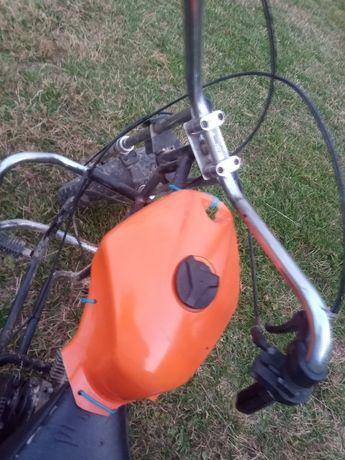 Vând pocket bike made home