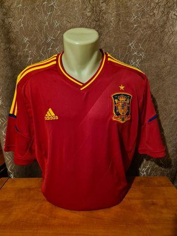 Tricou fotbal Spania