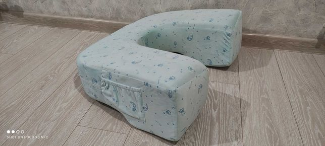 Подушка для кормления и Кокон-гнездо для новорожденных