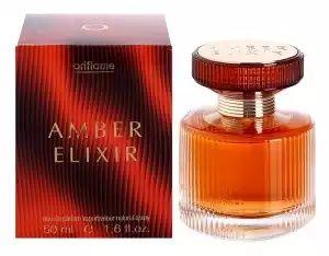 Parfum Amber Elixir si So Fever