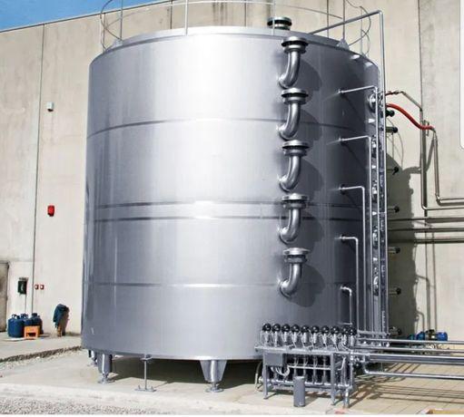 Bazine / tancuri si cisterne de inox