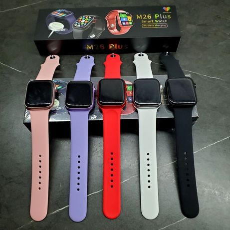 ORIGINAL! Смарт Часы М26 plus, apple, samsung, iphone, airpods