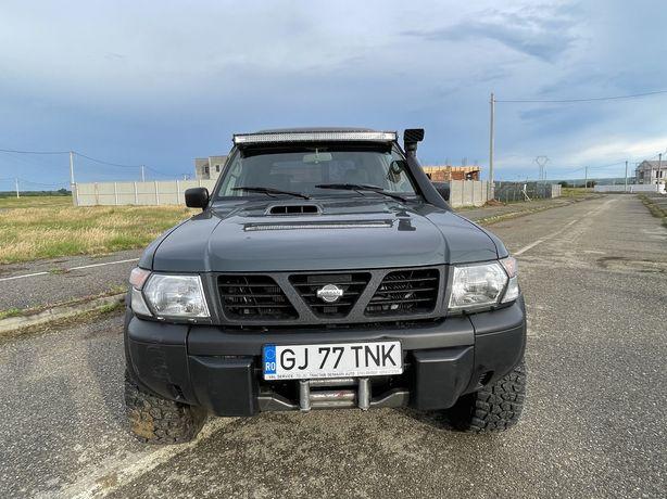 Nissan Patrol Y61 3.0 2002 Autoutilitara Off   Road