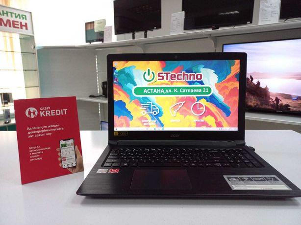 Ноутбук Acer Aspire 3 Рассрочка 12м ! KASPI RED! Гарантия 1 год !