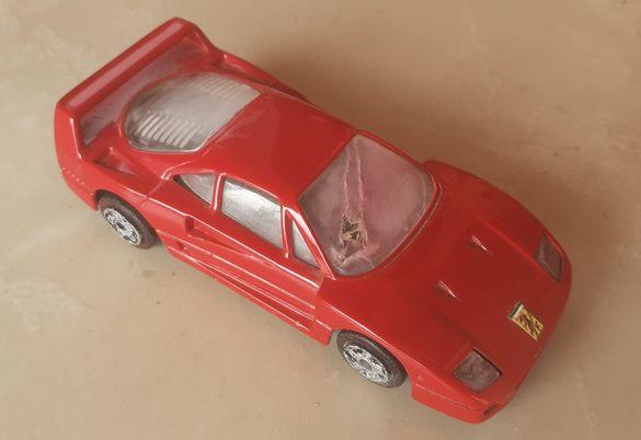 Продавам Ferrari F40, мащаб 1/43