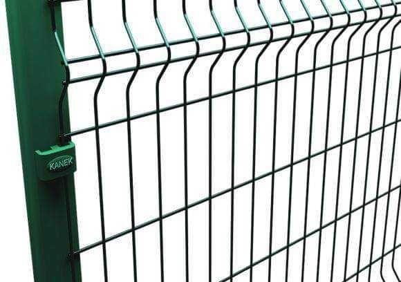 Оградни пана, Портали (врати), Декоративна мрежа